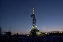 oil and gas well environmental assessments